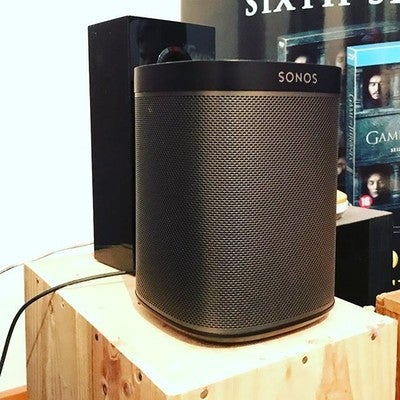 #Play1 by @sonos #SonosAtHome
