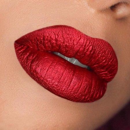 Red Metallic