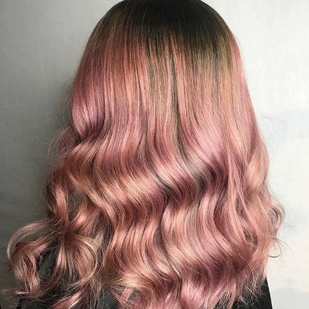 Aesthetic Mauve Vegan Semi Permanent Hair Dye Lime Crime