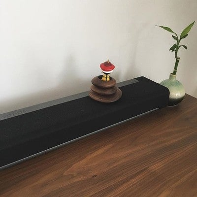 "Little emperor: I'm not happy because too few people ""like"" me. . anaan Cobble tea light holder goo.gl/K6duXu . . #unhappy #likeme #cobblestone #homedecor #homedekor #dekoration #decorations #sonos #playbar #upset #unglücklich #anaan #tealightholder #candleholder #teelichthalter #kerzenhalter #sunday #cute #süß #sonntag #domenica #dimanche #domingo"