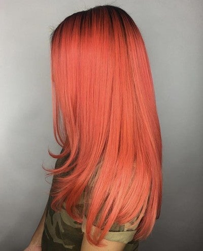 Neon Peach | Bright Peach Vegan Hair Dye - Lime Crime