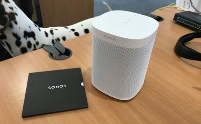 New toy! #SonosOne https://t.co/4Th87uZUIg