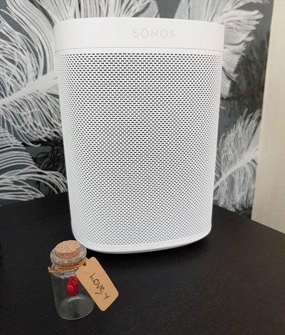 Sonos  #sonosone #speaker #spotify #sonos #gadget #newtoy