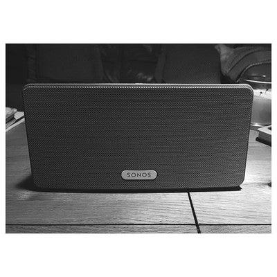 Oh hi Mr Sonos . .  #sonos #music