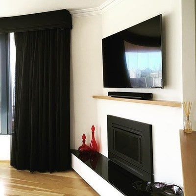 Check out this @sonos #Playbar installation. The homeowner has made great use of the fireplace mantel. . . . #perthisok #perth_life #perthhomeideas #perthsbest #dreamhome #perthlife #homeautomation #hometech #smarthomes #homerenovation #perthhomebuilders #newhomesperth #custombuilderperth #perthhomes #fireplace #perthrealestate #homegoals #mantel #homeinspo #interiordesignperth #perthlifestyle #helloperth #intelligenthome #housegoals #homeaudio #audio #sonos