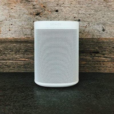 We're really excited to have the Sonos One in store with built in Alexa! #sonos #sonosone #wirelessspeaker #music
