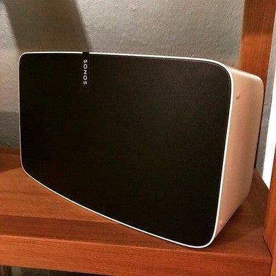 Sonos Play 5, Boom #204of365 #sonos #play5 #upgrade
