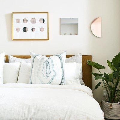 image by visitbatch containing bed frame room wall bedroom bed sheet