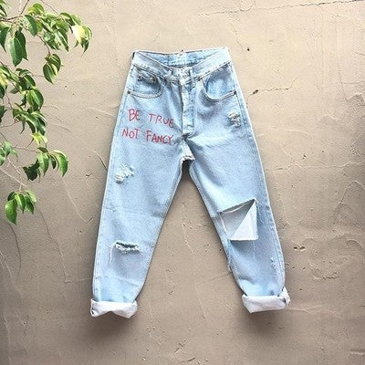 Image By Miklukicustomdenim Containing Denim, Jeans, Trousers, Pocket, Waist