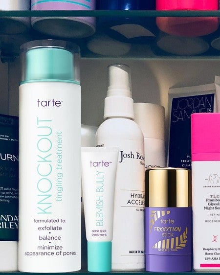 knockout tingling treatment | Tarte Cosmetics