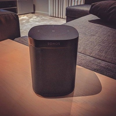 Finally got a room mate...Alexa . . #london #city #uk #streetsoflondon #instagram #photo #photooftheday #picoftheday #android #teampixel #instagood #instadaily #festive #festiveseason #wonder #explore #sonos #sonosone #amazon #amazonalexa #alexa #stratford #shop #shopping #roommate