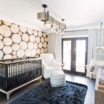 Image By @projectnursery Containing Room, Home, Living Room, Wall, Interior  Design