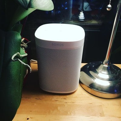 Love  it #sonos #one #sonosone