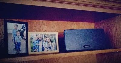 4 dagen en ze zijn al onmisbaar... #Sonos #Play3 X 2 #Top2000