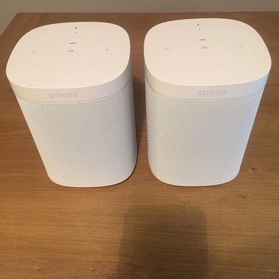 Time for music and Alexa #sonos #sonosone #alexa