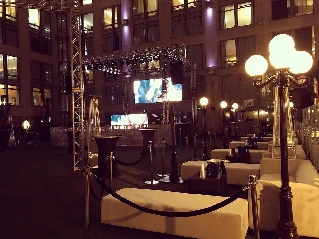Best San Diego Pool Party – Rooftop Bar – Hard Rock Hotel SD