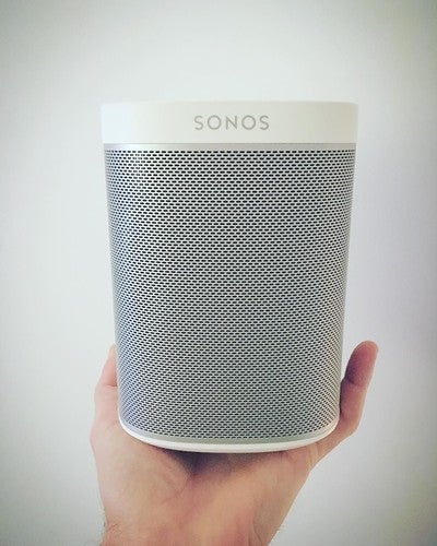 SONOS PLAY1  #sonos #sonosplay1 #play1 #wifi #music #appsonos #appstore #speaker #hifi #multiroom #multiroomaudio #systemesonos #enceinte