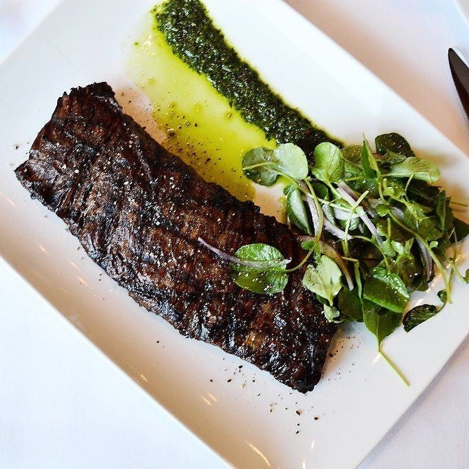 Porter House Michael Lomonaco's flagship steakhouse.