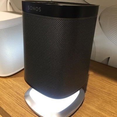 #sonos #play1 #flexson  #deskstand #light #tuesday #usb