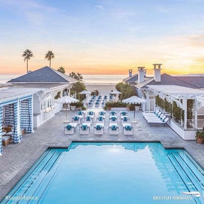 Caveat Beach Resort Santa Monica The Best Beaches In World