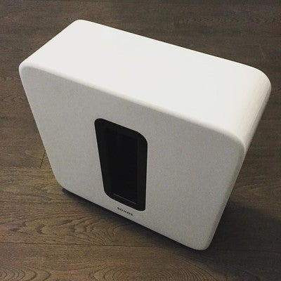 adding to my #sonos collection. #sonossub