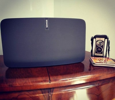 Not quite a speaker in every room yet but getting there  #sonos #play5 #music #streaming #googleplaymusic