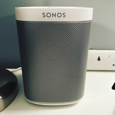 On a more positive note the sound quality from these is remarkable considering the size. #sonos #play1