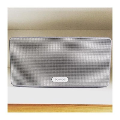 Hello Sonos #sonos #play3 #music #birthdaypresent #happy