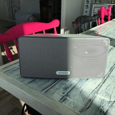 Growing family.. #sonos #play3 #music