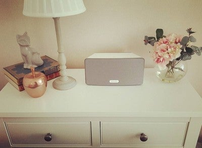 A new toy for my music #sonos #play3