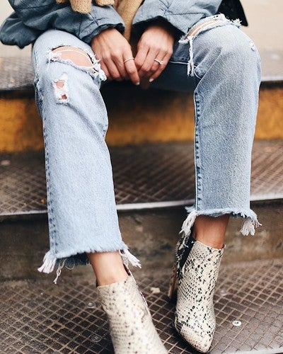 image by darlingbedaring containing jeans, denim, footwear, leg, joint