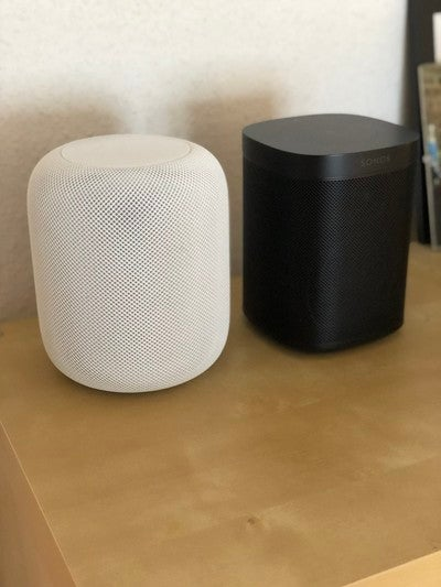 Welchen habt ihr? Bzw. welchen wollt ihr haben?  #apple #Homepod #Sonos #One https://t.co/MsHEfrpRSs
