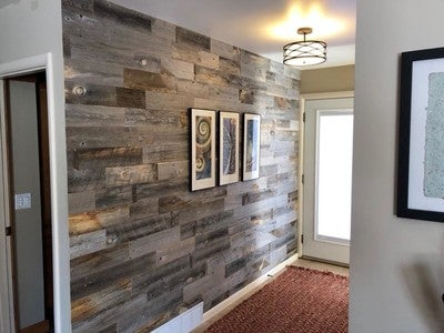 Image By Stikwood Containing Wall Room Home Floor Interior Design