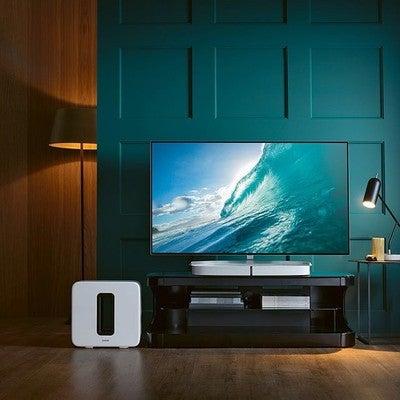 Sonos Playbase – исключительно убедительный выбор для гостиной. Как и почти все, что делает Sonos она сочетает в себе высочайшее качество звука, универсальность и простоту настройки, одинаково хорошо воспроизводя и музыку, и звуковое сопровождение фильмов. А если в тандеме с Sonos Sub…. Многолетний опыт работы в сфере аудио видео инсталляций, солидный портфель всемирно известных брендов и квалификация специалистов @avconcept_ru позволяют нам создавать решения, полностью отвечающие требованиям к системе и ее бюджету. Тел +7(495)778-83-95 !  #домашнийкинотеатр #домашниекинотеатры #домашнийкинозал #sonosplaybase #interiordesign #дизайнинтерьера #дизайнпроект #интерьер #interior #home #lifestyle #soundbar #хайфай #акустика #мультирум #multiroom #гостиная #livingroomdesign #livingroominterior #дизайн #интерьеры #interior #homedecor #homedesign #homeidea #дизайнер #designinteriores #homeinterior #luxuryinterior