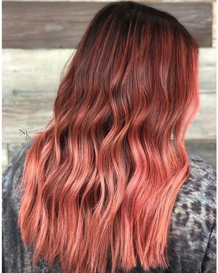 Shook Victorian Rose Vegan Hair Dye Lime Crime