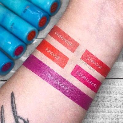 Color Splash Lipstick by Tarte #14