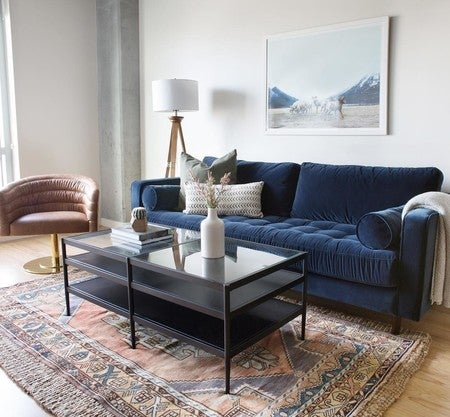 Ordinaire Image By Postboxdesigns Containing Living Room, Furniture, Room, Couch,  Interior Design