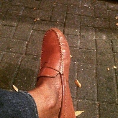 cfe499487f4 ... Howland Penny Loafer.  COLEHAAN. image by algenoncash containing  footwear
