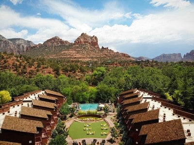 Amara Hotel Sedona 2018 World S Best Hotels