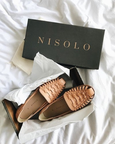 3fe826cf7 Women's Huarache Sandal   Handwoven & Ethically Made   Nisolo