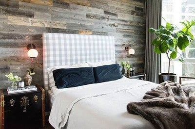 Image By Stikwooddesign Containing Bed Frame Room Property Wall Interior Design