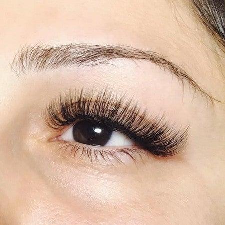 eyelash extension volumation certification training | xtreme lashes
