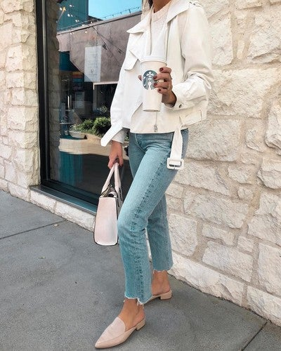 4345637f80c ... Piper Mule  Piper Mule.  COLEHAAN. image by nicolecarlsonxo containing  jeans