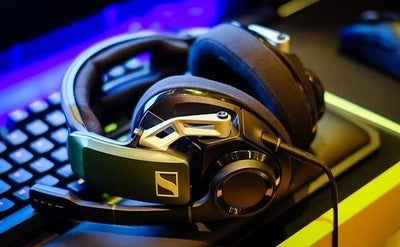 Sennheiser GSP 550 - PC Gaming Headset - Stereo