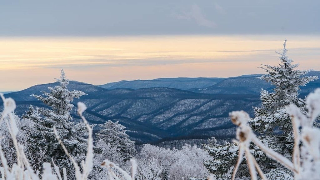 Snowshoe Mountain Ski Resort In West Virginia Near DC