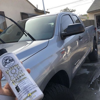 Extreme Top Coat Wax and Sealant in One |