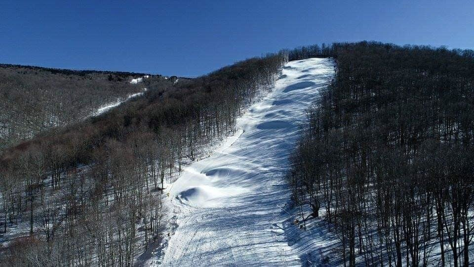 Snowshoe Mountain Ski Resort In West Virginia Near Dc