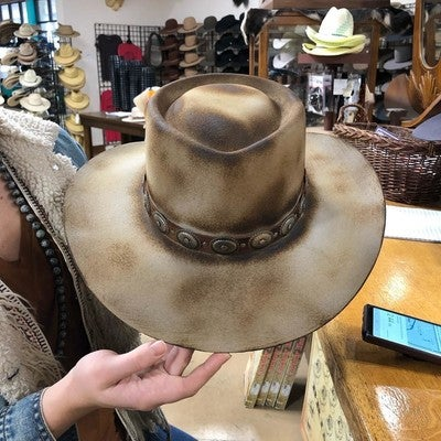 0b0c31f58 Bailey Ellsworth Mist Felt Hat