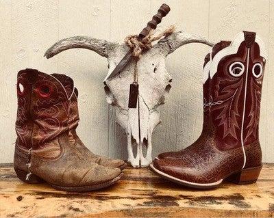 713585aca92 Wildstock Western Boot