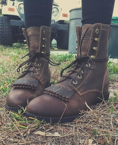dabfd603217 Heritage Lacer II Boot